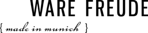 Logo von WARE FREUDE